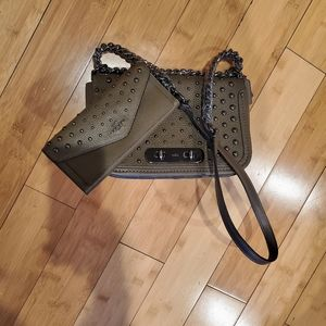 Coach set purse and wallet